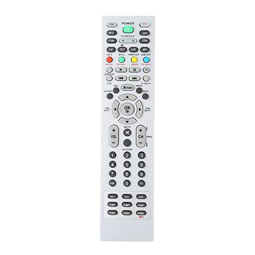 Bewinner Hochwertige Fernbedienung für LG Smart TV, Ersatzservice HD Smart TV Fernbedienung für LG LCD TV MKJ39170828
