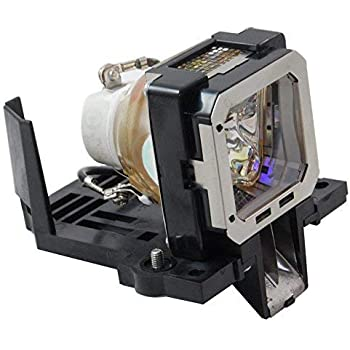 for JVC DLA-X35 Projector Lamp Replacement Assembly with Genuine Original OEM Ushio NSH Bulb Inside IET Lamps
