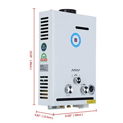 Samger Samger Calentadores eléctricos