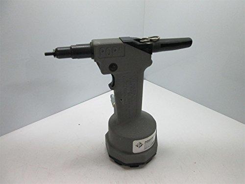 """POP Fasteners PRG510A Pneumatic Rivet Gun, 1/8"""" Rivet Tip Included, 70-100psi"""