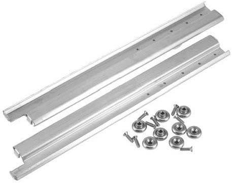 S52 Super Super-cheap Heavy Duty Stainless Steel Quality inspection Lengt Slides Drawer Slide