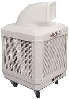 Schaefer Portable Oscillating Evaporative Cooler - 1560 CFM, 1/3 HP, Model Number WC-1/3HPAOSC