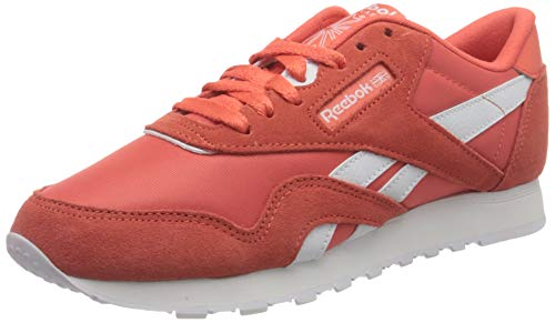 Reebok Classic Nylon, Zapatillas Mujer, Semi Orange Flare White Semi Orange Flare, 38 EU