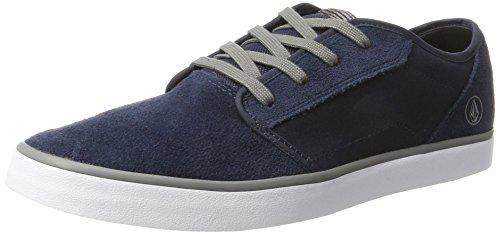 Volcom Herren Grimm 2 Shoe Sneaker, Blau (Used Blue), 41 EU