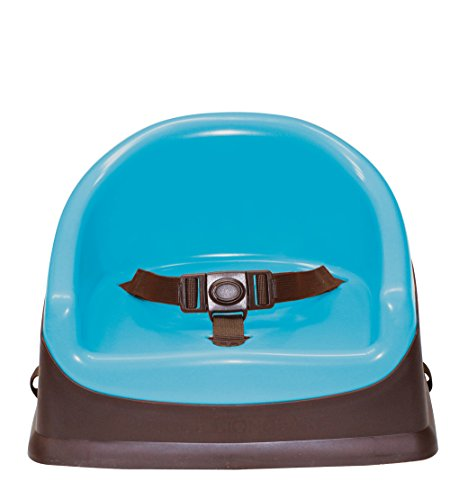 Prince Lionheart BoosterPOD Child Seat, Berry Blue, Squishy Seat, Secure with Safety Straps, Squishy Seat for Comfort
