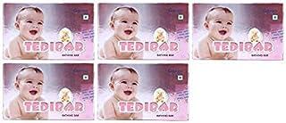 CURATIO Baby Bathing TEDIBAR SOAP (75 g) -Pack of 5