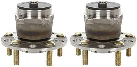 Prime Choice Auto Parts HB612334PR Rear Pair 2 Wheel Hub Bearing Assemblies 5 Stud