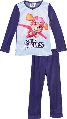 Pijama para niña Rojo da La Patrulla Canina