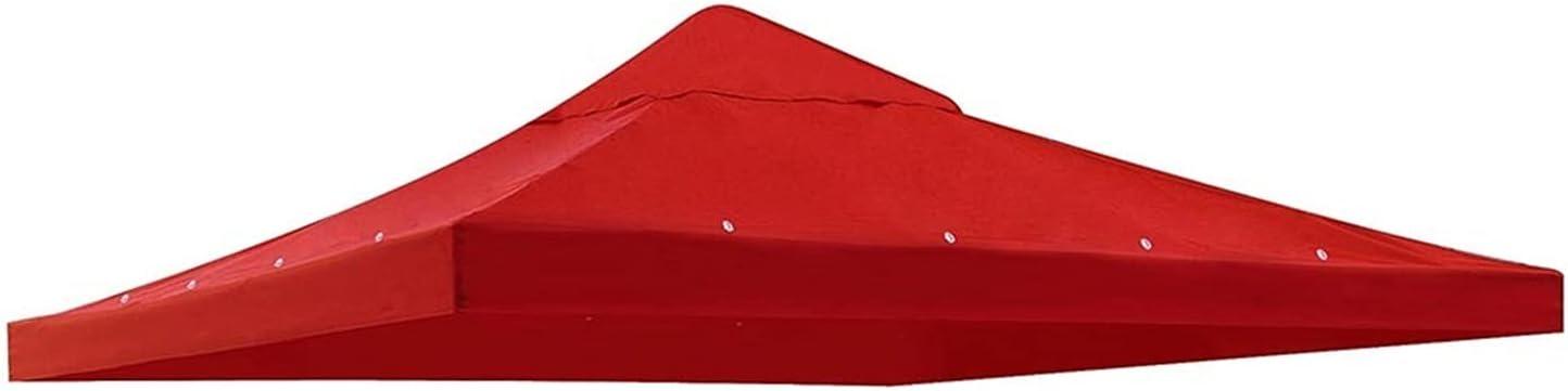 SRAMO 1 Tier 9.76'x9.76' Gazebo Top Indianapolis Mall Superior Cov Patio Canopy Replacement