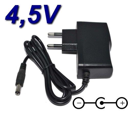 TOP CHARGEUR * Netzteil Netzadapter Ladekabel Ladegerät 4.5V für Haarschneider Babyliss E955E E960E