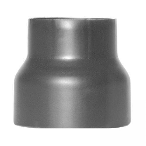 raik SH013-001-gg Rauchrohr/Ofenrohr Reduzierung 150mm - 120mm gussgrau