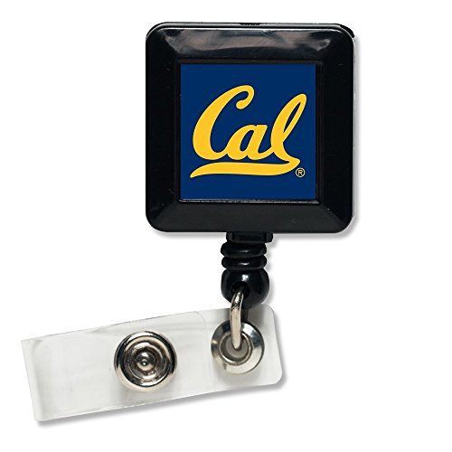 WinCraft NCAA University of California 26035013 Retractable Badge Holder