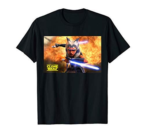 Star Wars The Clone Wars Ahsoka Tano Teaser Poster