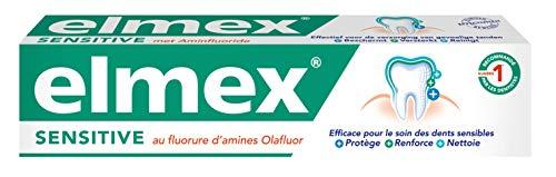 ELMEX - Dentifrice Elmex Sensitive - Pour Dents...