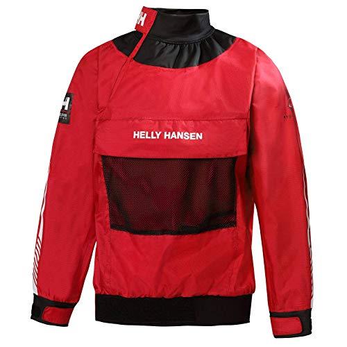 Helly Hansen HP Smock Top - Camiseta de Traje seco, Unisex Adultos, Rojo - (162 Red)