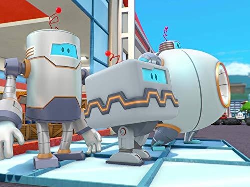 Roboter-Power