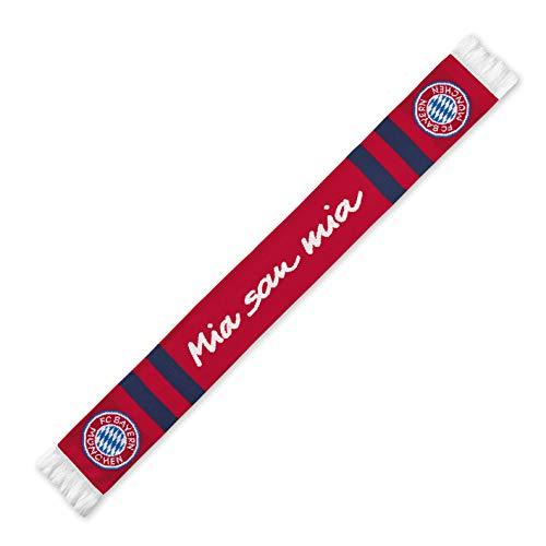 FC Bayern München Herren Fan Schal, Fanschal, 155