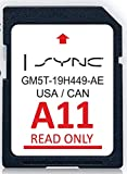 2020 Ford Lincoln A11 Navigation SD Card | Latest Update | Ford Navigation Card for USA and Canada GM5T-19H449-AE