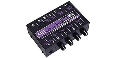 Art Pro Audio MacroMIX - Four Channel Personal Mixer