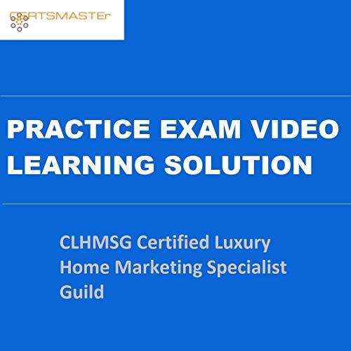 Certsmasters 22-NJ-B Certified Residential Appraiser Practice Exam Video Learning Solution