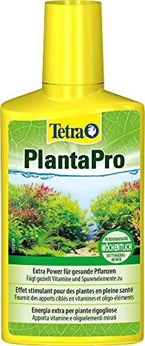 Tetra PlantaPro Fertilizzante Liquido, Rilascia nell'Acqua oligoelementi e vitamine in Modo Veloce ed Efficace - 250 ml