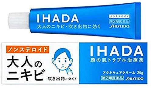 【第2類医薬品】イハダ アクネキュアクリーム 26G ※セルフメディケーション税制対象商品