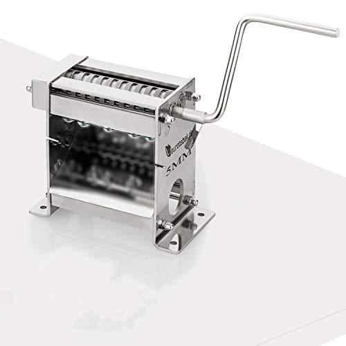 Tabakschneidemaschine TC-100 Plus mit Kugellager 5,0mm Tabakschneider Tabakblätter Tobacco