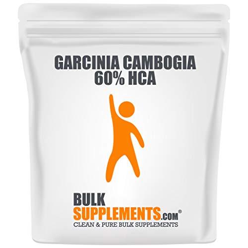 BulkSupplements.com Garcinia Cambogia 60% HCA Powder - Carb Blockers - Appetite Control - Garcinia Cambogia Weight Management (100 Grams)