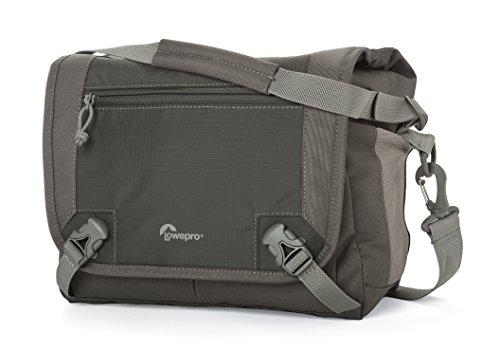 Lowepro Nova Sport 17L AW - Bolsa Bandolera para cámaras réflex (con Compartimentos...