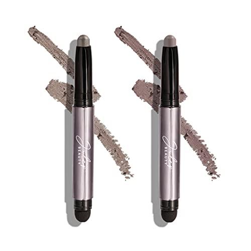 Julep Eyeshadow 101 Crème to Powder Waterproof Eyeshadow Stick Duo,...