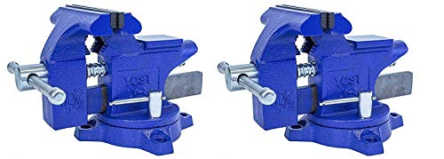 Yost LV-4 Home Vise 4-1/2 (Pack of 2)