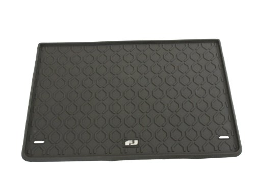 TOYOTA Genuine Accessories PT548-60071-01 All Weather Cargo Mat for Select FJ Cruiser Models, Black