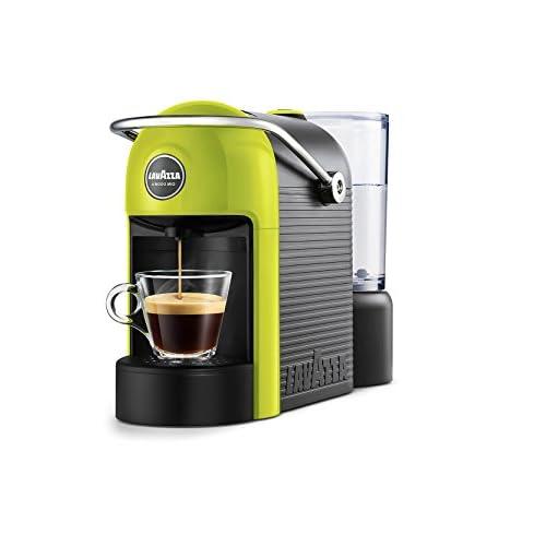 Lavazza a Modo Mio, Macchina per Caffé Jolie, 10 bar, per capsule Lavazza A Modo Mio, Lime
