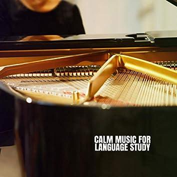 Calm Music for Language Study