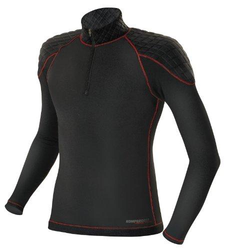 Komperdell sous-vêtement de Ski First Layer T-Shirt L Noir - Noir