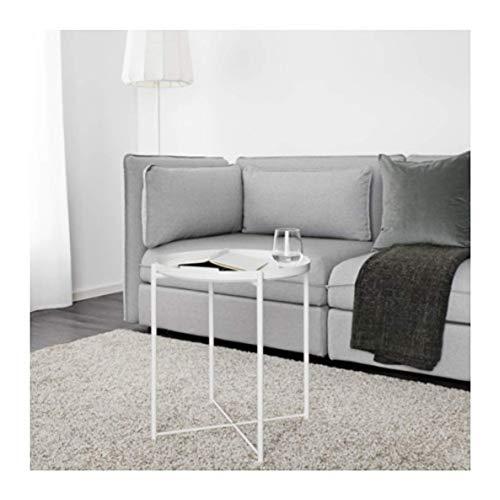 Ikea Gladom Tabletttisch weiß 703.378.19 Größe 17 1/2x20 5/8