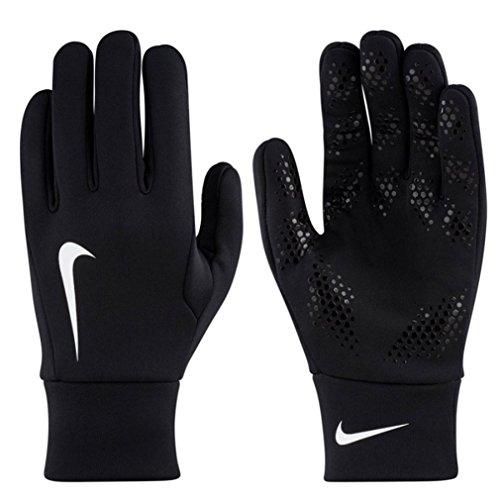 Nike Erwachsene Hyperwarm Spielerhandschuhe, Black/White, S