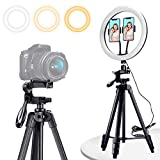 Lusweimi Ring Light 12' with...