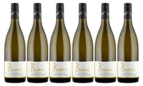 Russbach Eppelsheimer Sauvignon Blanc trocken, Weingut Russbach, Rheinhessen, Jahrgang 2020 (6 x 0,75 l)