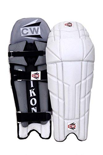 CW IKON Cricket-Schlagbeinschoner für Rechtshänder, für Männer