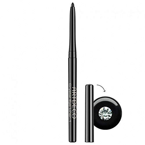 Artdeco Crystal Eye Liner Long-Lasting 01 black sky