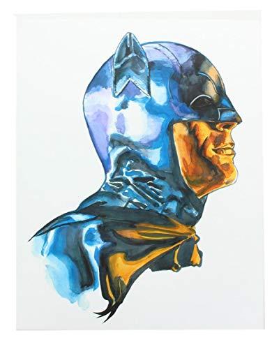 Batman '66 Adam West 8x10 Art Print (Nerd Block Exclusive)