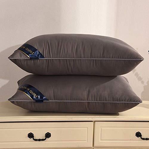 xurupeng Hilton Hilton Pillow Pillow Hotel Dormitorio Individual, Almohada Cervical