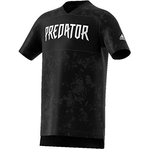 adidas Kinder Predator Trikot, Black, 152