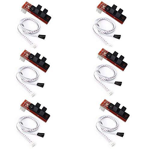 Interruptor Optico Final de Carrera Interruptor de Limite Impresora 3D Compatible Con RepRap RAMPAS 1.4