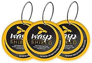 WASP SHIELD 3X Avispa Repelente Orgánico Insecticida Natural a Base de aceites Esenciales – Si...