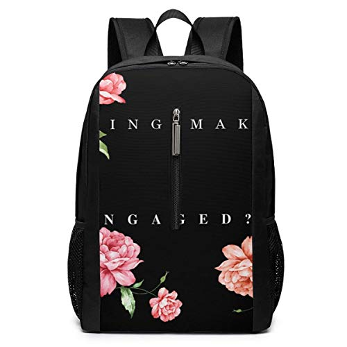 Does This Ring Make Me Look Engaged Iconic Casual Campus Rucksack Computer Tasche Business Daypack...