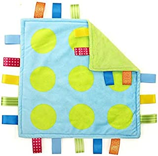 Bright Color Soft Comfort Blanket to Soothe baby