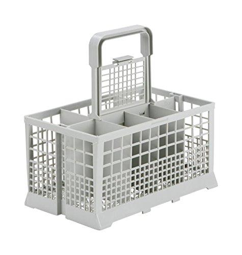 DREHFLEX - Besteckkorb Universal passend für viele Spülmaschinen in 60cm Breite - Maße: 240 x 136mm