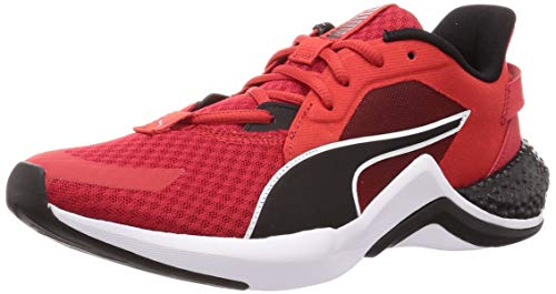Puma Hybrid NX Ozone, Zapatillas de Running para Hombre, High Risk Red Black, 40 EU